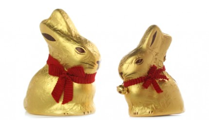 "Lindt ""Gold Bunny"""